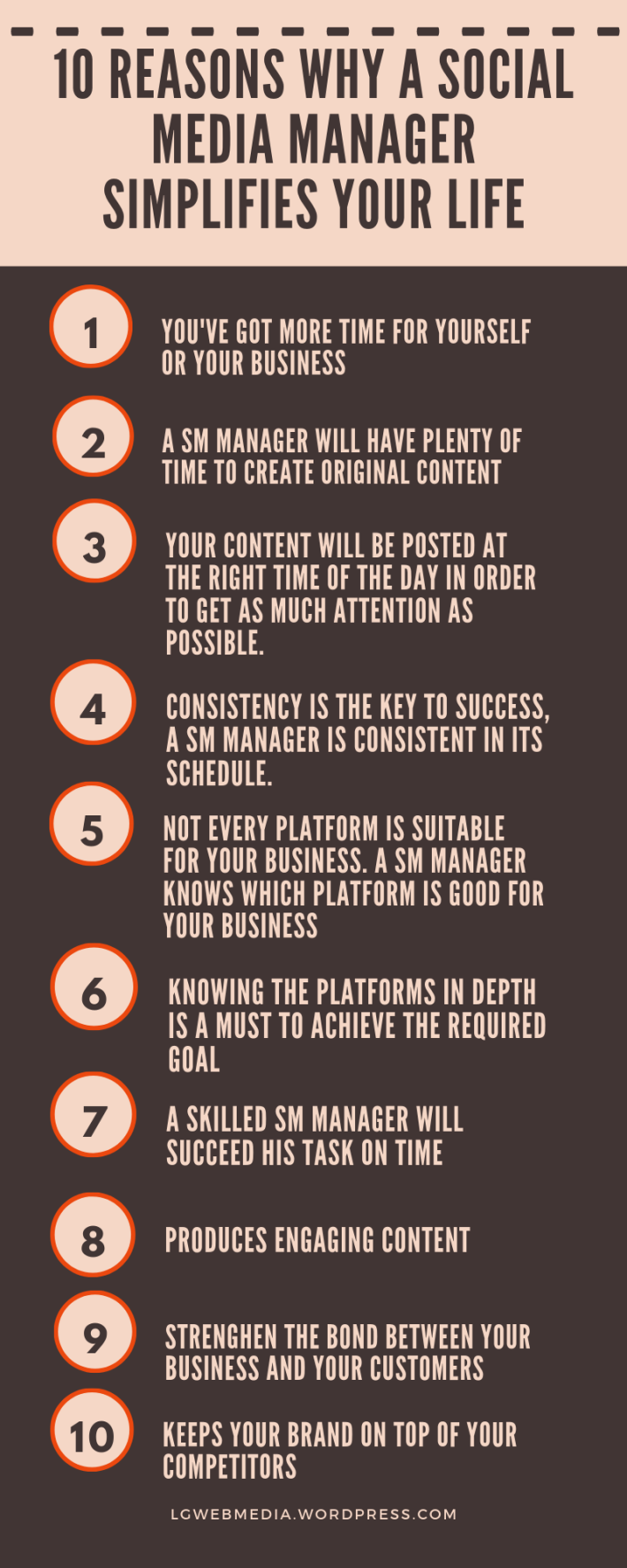 10 reasons why a social media manager simplifies your life (1)