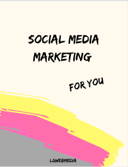Social Media Marketing, For You  a short and easy Ebook on marketing.  Learn it all in 70 pages.